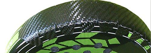 Protector Pala/Raqueta de Padel Padlle 100%Carbono Talla XL No+Crash nomascrash No+Crash