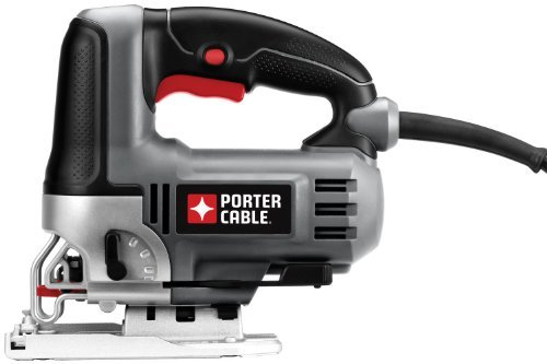 41Jzt7b7S8L - NO.1 BEST POWER TOOL REVIEW PORTER-CABLE PC600JS 6 Amp Orbital Jig Saw by PORTER-CABLE COMPARE BUY PRICE UK