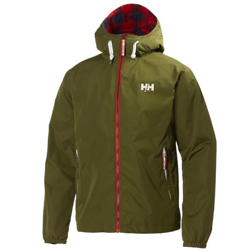 Helly Hansen Marstrand Packable Jacket Giubbotto Uomo, verde, S
