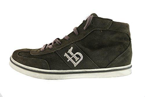 BOTTICELLI LIMITED sneakers uomo marrone camoscio AH749 (43 EU)