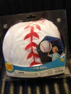 Fun Ball (Baseball) by Wal-Mart (Bälle Walmart)