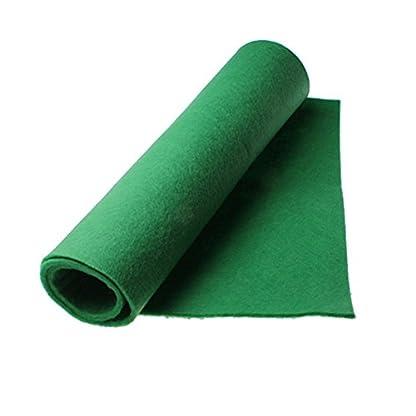 Emours Moisturizing Reptile Carpet Fiber Pet Mat,Green,Large 4