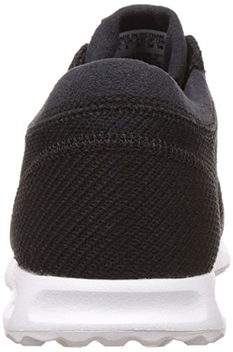 adidas Originals Los Angeles, Baskets Basses Mixte Enfant Noir (Core Black/Core Black/Ftwr White)