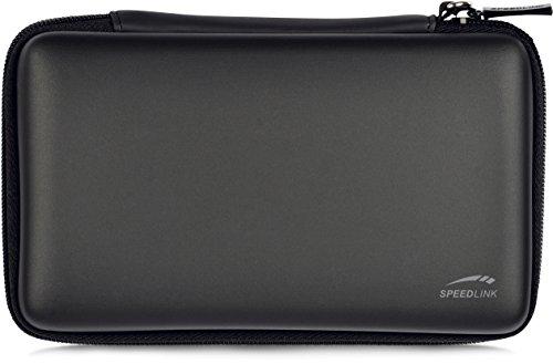 Speedlink Caddy Custodia Protettiva per N3Ds XL e NDSI XL, Nero