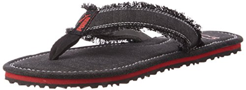 ad9f38f0fff07b Puma 4056205581819 Rogerdp Black Hawaii Sandals - Best Price in ...
