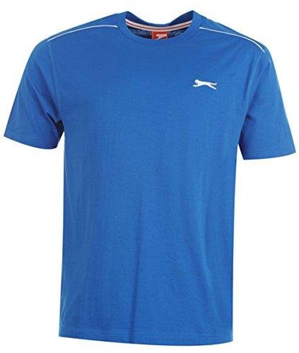 Slazenger Herren T-Shirt Mehrfarbig mehrfarbig One size Königsblau