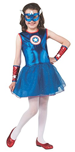 Rubie's Marvel Universe Classic Collection American Dream Costume, -
