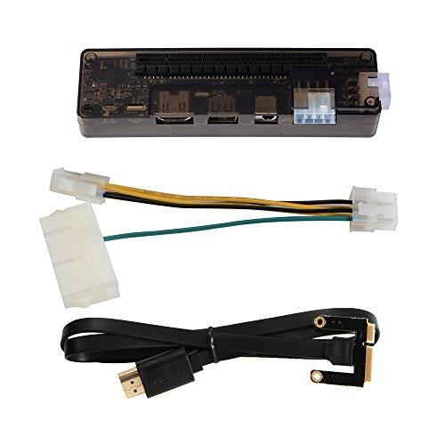 Sun3Drucker EXP GDC Laptop Externe unabhängige Grafikkarte PCI-E-Grafikkarte für Beast Dock Mini PCI-E