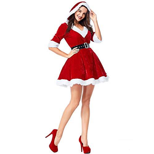 Elf Kostüm Für Erwachsene - De feuilles Weihnachten Kostüm Elfenkostüm Unisex Erwachsene Kinder Weihnachten Kostüm Klein Kind Jungen Mädchen Familien Elf Outfit Party Rollenspiel Kostüm