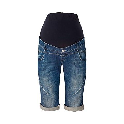 2HEARTS Le bermuda de grossesse pantalon de grossesse pantalon de grossesse, taille 44, denim
