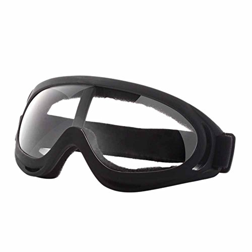 Zdmathe UV400 Wind Staub Kite Surfen Jet Ski Tactical Goggle Gläser Jagd Fahrrad
