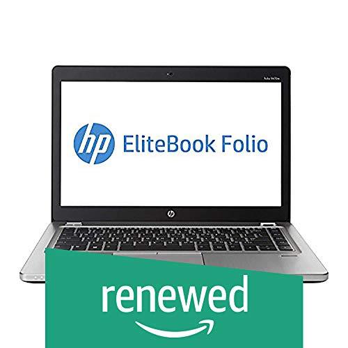 (Renewed) HP Ultrabook 9480m-4 GB-500GB 14-inch Laptop (4th Gen Core i5/4GB/500GB/Windows 7/Integrated Graphics), Silver