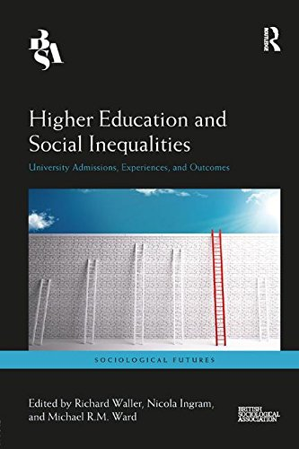 Higher Education and Social Inequalities: University Admissions, Experiences, and Outcomes -
