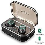 Écouteurs Bluetooth 5.0 Vigorun Oreillette sans Fil Sport 3000mAh Etui de Charge...