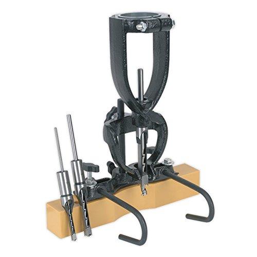Sealey MA10 Holz-Stemmanlage mit Meißel, 40-65mm