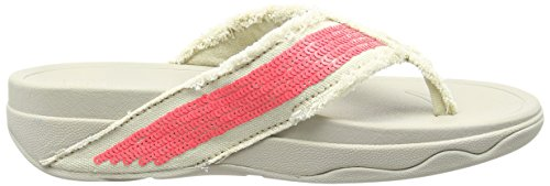 Fitflop B63, Infradito Donna Rose (rose Fluo)