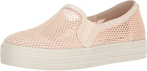BOBS from SKECHERS Women's Double Up - Trawls Light Pink Shoe