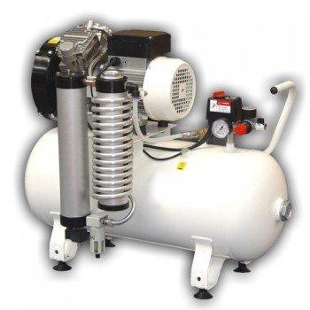 pressor Medizin Kompressor AEROMEDIC XTR 3D-50L MIT Trockner (Trockner-kompressor)
