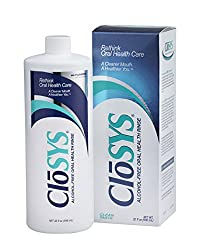 CloSYS Oral Rinse 32 Oz