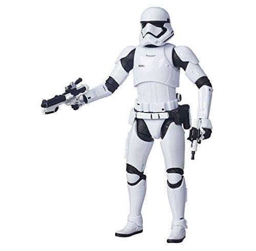 First Order Stormtrooper SDCC Black Series 6-Inch Actionfigur [Star Wars Episode VII] 15 cm (Star Wars Clone Trooper Rüstung)