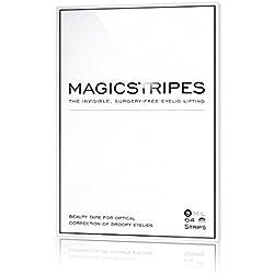 Magicstripes Bandes adhésives de correction pour paupières tombantes