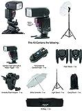 Best Camera Flashes - Sonia Camera Flash Speedlight VT631RF Kit for DSLR Review
