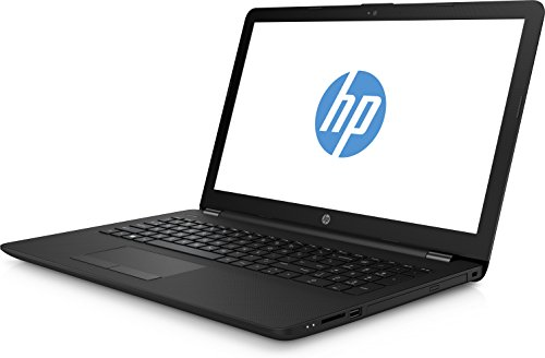 HP 15 bw050ng 2CN90EA 396 cm 156 Zoll Laptop AMD double central E2 9000e 4 GB RAM 128GB SSD AMD Radeon R2 Grafikkarte FreeDOS 20 schwarz Notebooks