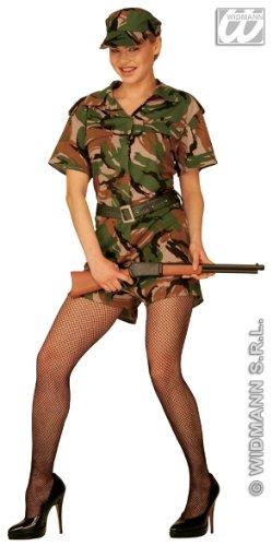 costume donna militare o soldatessa taglia m Puoi trovare altro nel nostro negozio amazon carnivalhalloween