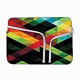 Digital Aztec Revolution 17bis 17,6schützende Neopren mit Tragetasche aus Tasche für MacBook Acer Dell HP Lenovo Chromebook