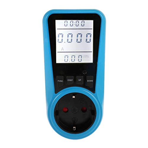 Ben-gi PM005 Digital-Wattmeter Power Analyzer Electronic Power Energy Meter LCD Haushalt Mess Elektrizität Usage Monitor -