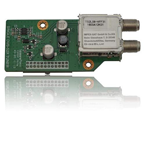 GigaBlue Dual / Twin DVB-C/T2 Tuner v.2 zur Quad4K, UE4K & HD X2 (H.265)