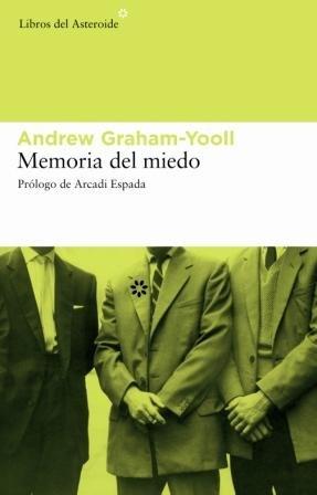 Memoria Del Miedo (Libros del Asteroide)
