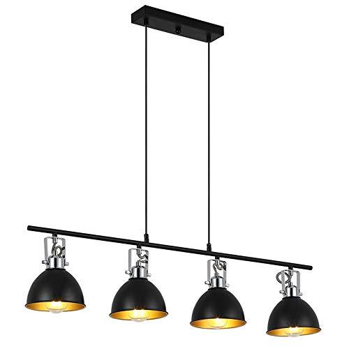2137-3B LED Lichtfarbe und Helligkeit einstellbar Pendelleuchte Acryl Sparsam A+