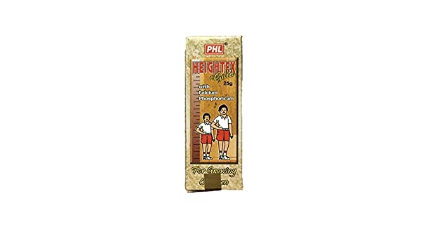 Buy Heightex-Gold Tablet Calcium and phosphoric for Children
