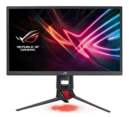 "Asus ROG STRIX XG248Q eSport Monitor Gaming 23.8"", FHD (1920x1080), 1 ms, Fino a 240 Hz, DP, HDMI, USB 3.0, AuraSync, FreeSync"