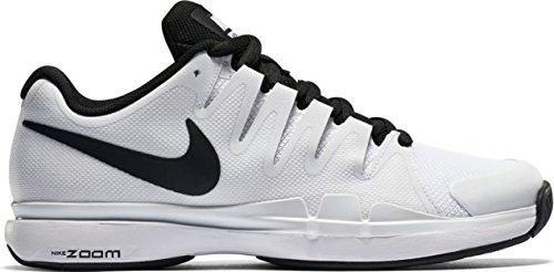 Nike Zoom Vapor 9.5 Tour 631458-800 Scarpe Da Tennis Uomo Bianco / Nero (bianco / Nero-nero)