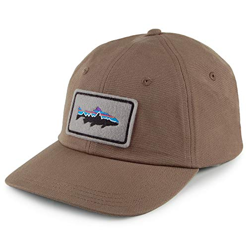Patagonia Fitz Roy Trout Patch Trad Cap Gorra