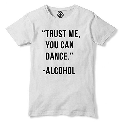FunkyShirt  T-Shirt Weiß