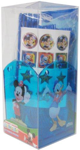 Posate Mickey M.+Portaposate