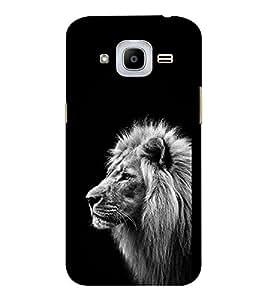 EPICCASE Forest King Mobile Back Case Cover For Samsung J2 2016 (Designer Case)
