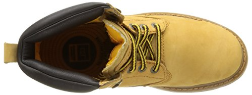 Caterpillar Holton Soft Toe Ob e Hro Src, Stivali di Sicurezza Uomo Giallo (Jaune (Honey))