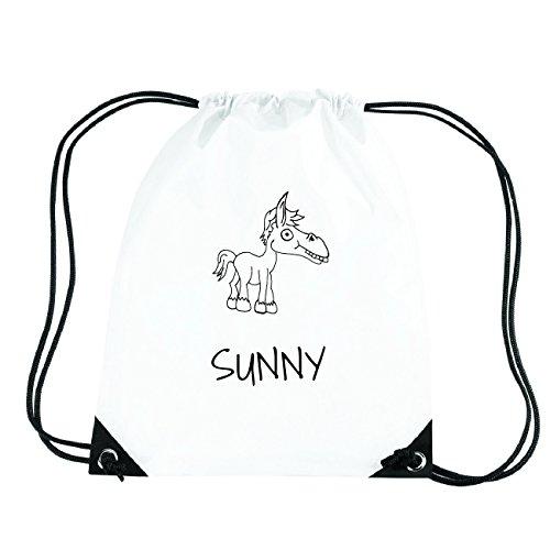 JOllipets SUNNY Turnbeutel Sport Tasche PGYM5945 – Design: Pferd