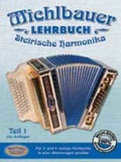 Lehrbuch Steirische 1 Harmonika Teil 1. Handharmonika