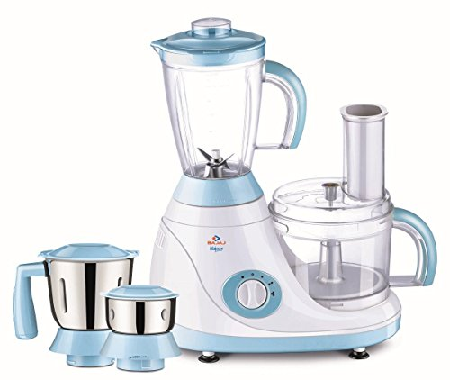 Bajaj Fx13 600-watt Food Processor (white)