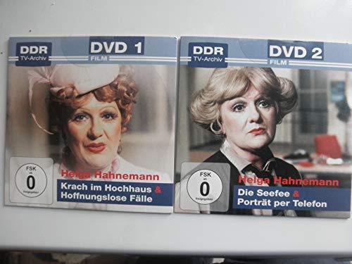 Helga Hahnemann: Krach im Hochhaus / Hoffnungslose Fälle / Die Seefee / Porträt per Telefon / DDR TV-Archiv / Mein MOPO-Kino