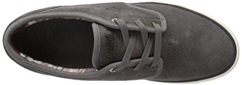 Chaussures Circa: Essential Gunmetal-noir Gr Gris