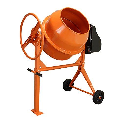 t-mech-140-litre-electric-cement-mixer-550w-portable-mortar-concrete-mixing-machine-with-wheels-230v