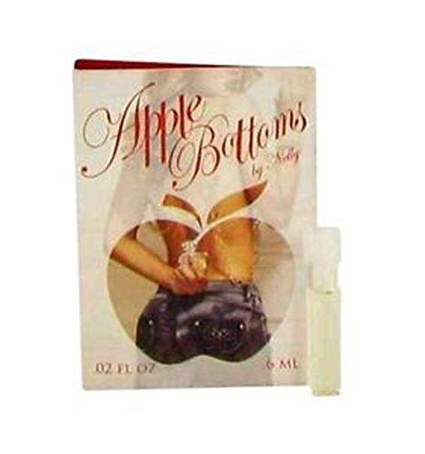 APPLE BOTTOMS by Nelly EAU DE PARFUM SPRAY VIAL ON CARD MINI - WOMEN by FRAGRANCE NET (Bottoms Apple Apple)