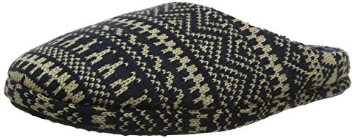New Look Fairisle, Chaussons Homme