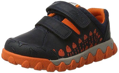 Clarks Tyrex Walk Inf, Sneakers Basses garçon